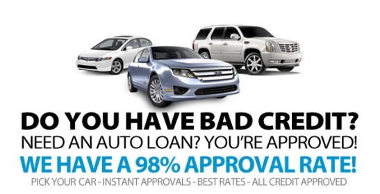 Bad Credit Car Loans Okc