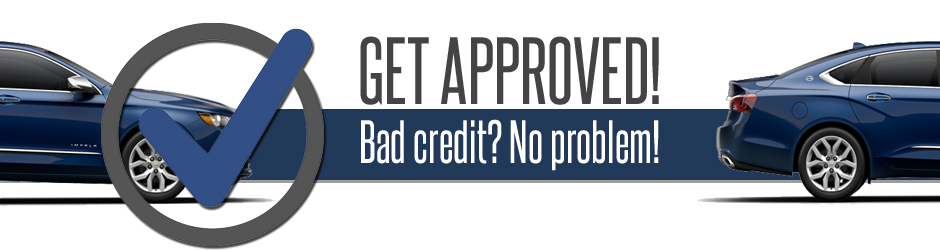 Get Approved - No Problem