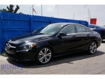 2014 Mercedes-Benz CLA CLA 250 4D Sedan  - 17585A - Image 1