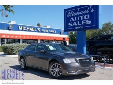 2015 Chrysler 300 Limited 4D Sedan - 16601 - Image 1