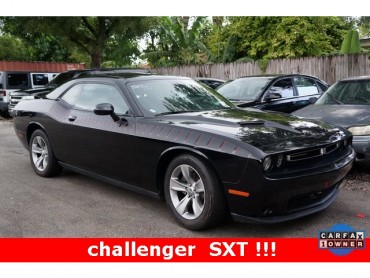 2017 Dodge Challenger  2D Coupe  - 16595 - Image 1
