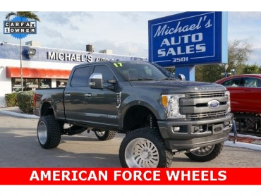 2017 Ford F-250SD  4D Crew Cab  - 16947 - Image 1
