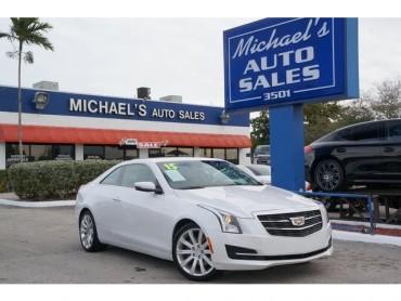 2015 Cadillac ATS  2D Coupe  - 16972 - Image 1