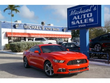 2017 Ford Mustang  2D Coupe  - 17059MA - Image 1