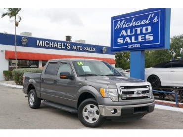 2014 Ford F-150  4D SuperCrew  - 17100 - Image 1