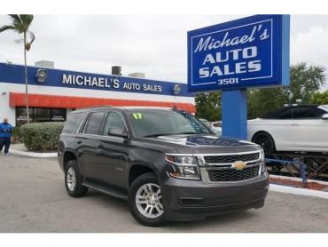 2017 Chevrolet Tahoe  4D Sport Utility  - 17123 - Image 1