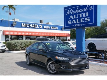 2016 Ford Fusion - Image 0