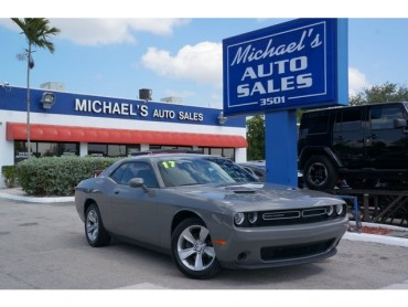 2017 Dodge Challenger  2D Coupe  - 17268 - Image 1
