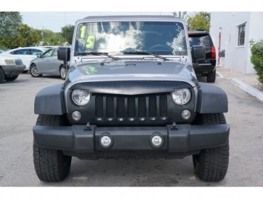 2015 Jeep Wrangler - Image 1