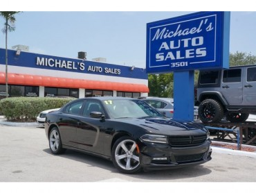 2017 Dodge Charger R/T 4D Sedan  - 17479 - Image 1