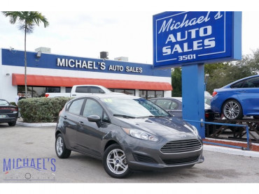 2018 Ford Fiesta - Image 0