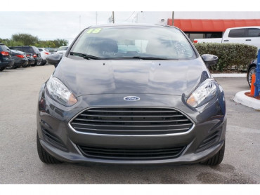 2018 Ford Fiesta - Image 1