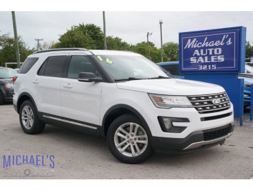 2016 Ford Explorer - Image 0