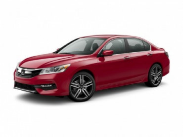 2017 Honda Accord Sport Special Edition 4D Sedan - 18838 - Image 1