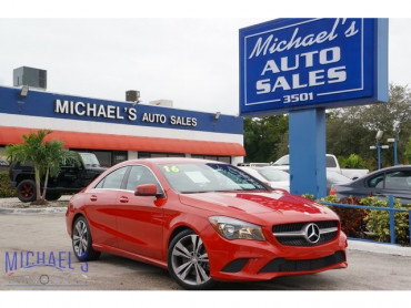 2016 Mercedes-Benz CLA CLA 250 4D Sedan - 19027FR - Image 1