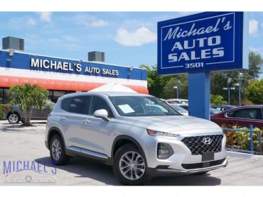 2019 Hyundai Santa Fe SE 2.4 4D Sport Utility - 19334H - Image 1