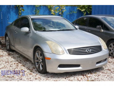 2004 INFINITI G35 Base 2D Coupe - 19341A - Image 1