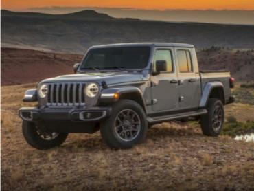 2020 Jeep Gladiator - Image 0
