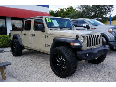 2020 Jeep Gladiator - Image 1