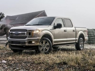 2018 Ford F-150 XLT 4D SuperCrew - 19586 - Image 1