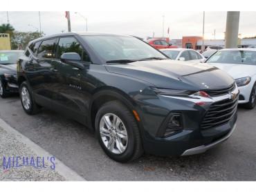 2020 Chevrolet Blazer LT 4D Sport Utility - 20957H - Image 1