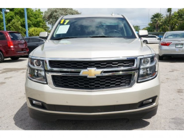 2017 Chevrolet Tahoe - Image 1