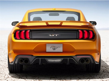 2018 Ford Mustang - Image 0