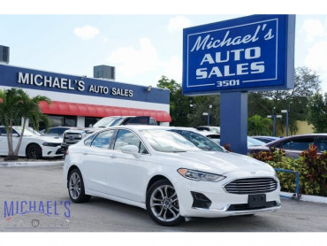 2019 Ford Fusion - Image 0