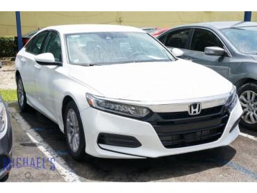 2018 Honda Accord LX 4D Sedan - 21992NX - Image 1
