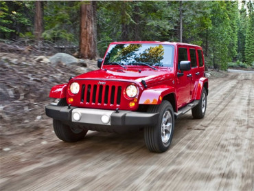 2016 Jeep Wrangler Unlimited Sport 4D Sport Utility - 21996TRU - Image 1