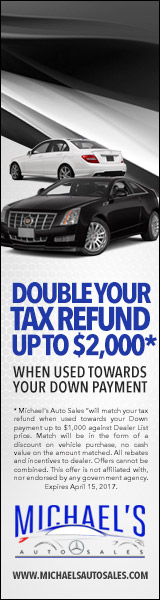 Double Your Tax Refund Up To $2,000
